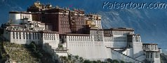 Lhasa Potala Palace布达拉宫